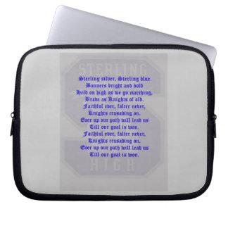 Sterling High School Alma Mater Laptop Sleeve