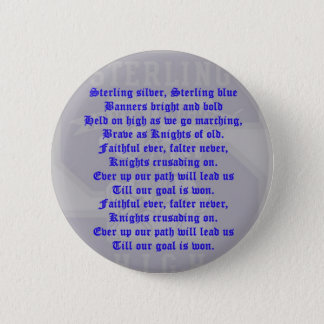 Sterling High School Alma Mater Round Button