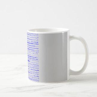 Sterling High School Text Design I Mug III