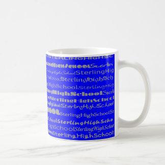 Sterling High School Text Design II Mug II
