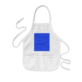 Sterling High School Text Design III Kids Apron