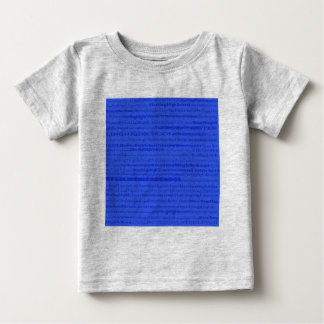 Sterling High School Text Design III Shirt Infant