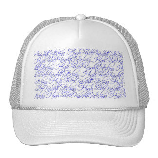 Sterling High Silver Knights Hat