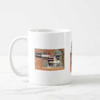 Sterling Hot Air Motor Classic White Coffee Mug