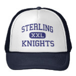 Sterling - Knights - High - Somerdale New Jersey Mesh Hat
