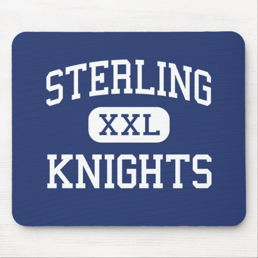 Sterling - Knights - High - Somerdale New Jersey Mouse Pad