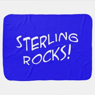 Sterling Rocks! 1 Baby Blanket