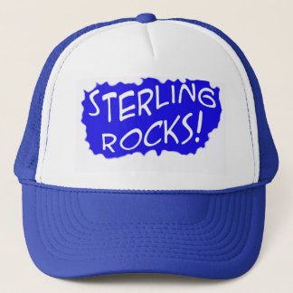 Sterling Rocks! 1 Hat
