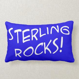Sterling Rocks! 1 Lumbar Pillow