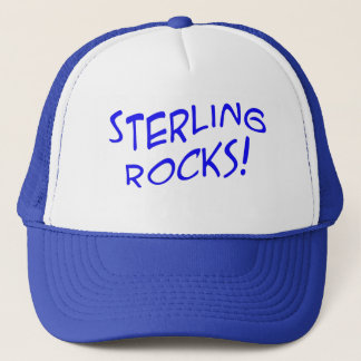 Sterling Rocks! 2 Hat
