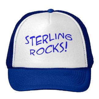 Sterling Rocks! 2 Hat