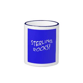 Sterling Rocks! 2 Mug