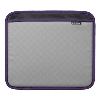 Sterling Silver Quilted Pattern iPad Sleeves