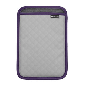 Sterling Silver Quilted Pattern iPad Mini Sleeve