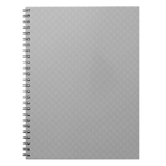 Sterling Silver Quilted Pattern Note Books