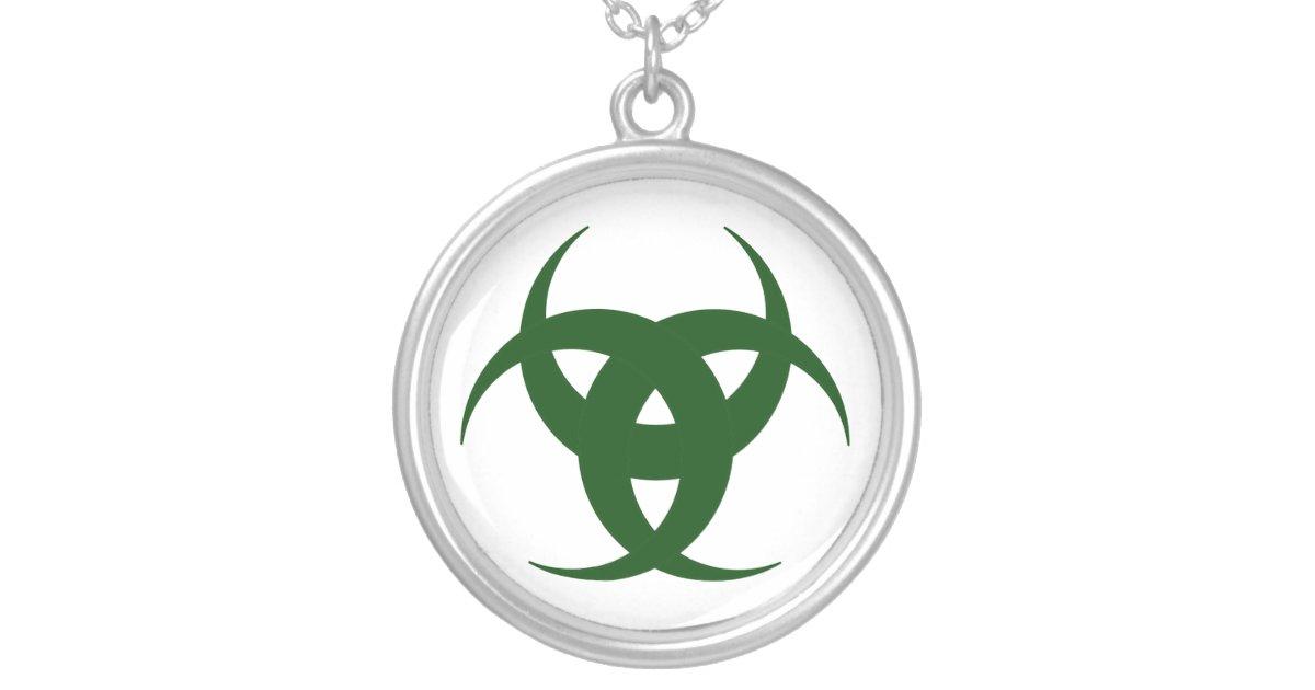 Sterling Silver Triple Crescent Moon Necklace Zazzle