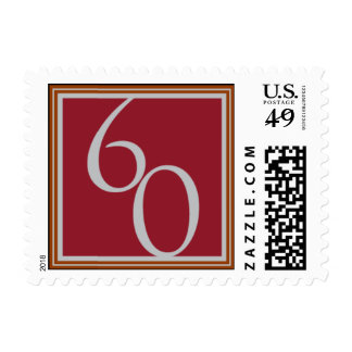 Sterling Sixty Postage