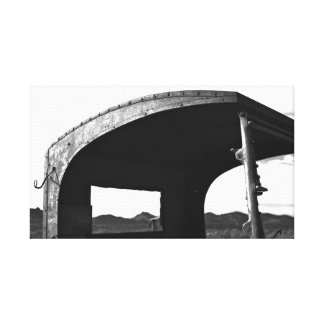 Sterling Truck Canopy Canvas Print