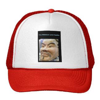 Stern Asian Hat