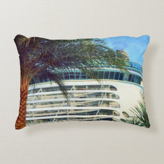 Stern Aspect Decorative Pillow