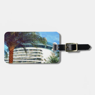 Stern Aspect Personalized Tag For Luggage