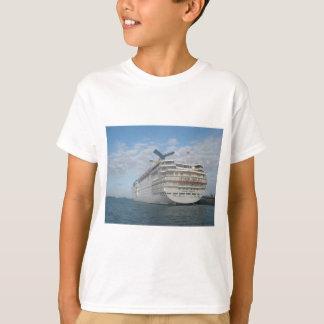 Stern of the Carnival Sensation Cruise Ship T-Shirt