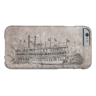 Stern Wheeler Barely There iPhone 6 Case