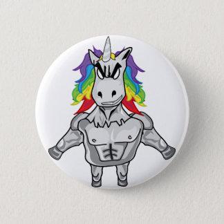 Steroid Unicorn Button