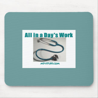 Stethoscope 1 mouse pad