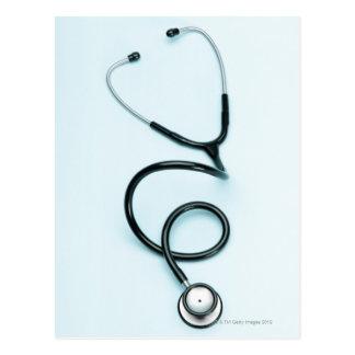 Stethoscope 2 postcard