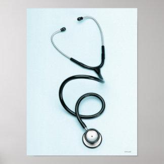 Stethoscope 4 poster