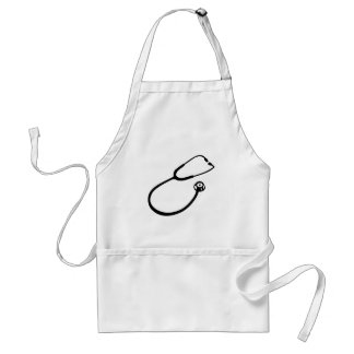 Stethoscope doctor adult apron