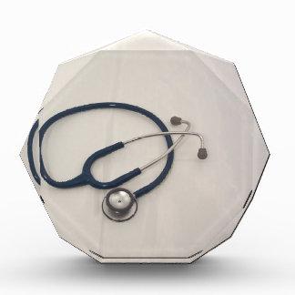 Stethoscope Medical & Emergency  EMT's Acrylic Award
