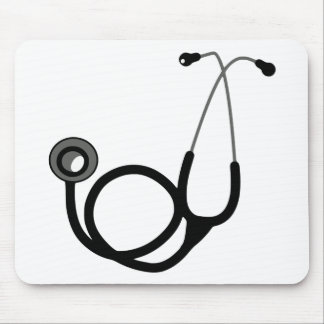 Stethoscope Mouse Pads
