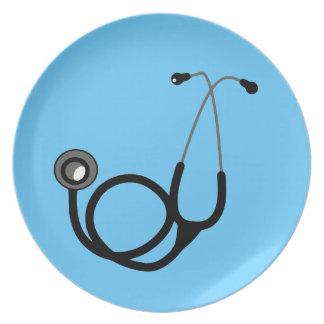 Stethoscope Plate