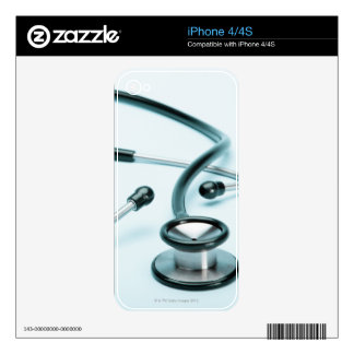 Stethoscope Skin For iPhone 4