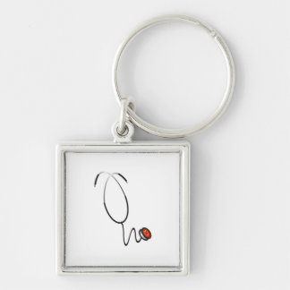 Stethoscope Tshirts and Gifts Keychains