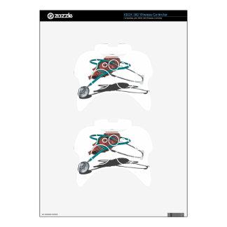 StethoscopeWrappedAroundMedicalHeart092715 Mando Xbox 360 Skins