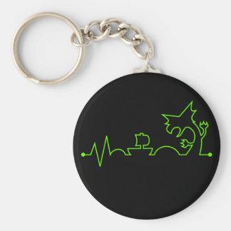 StetoSeacreature Keychain