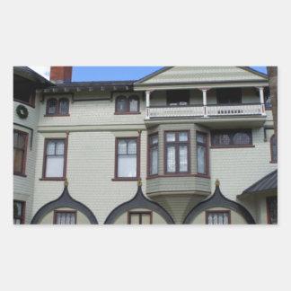 Stetson Mansion 2 Sticker
