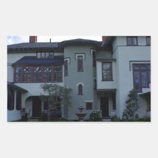 Stetson Mansion 3 Sticker