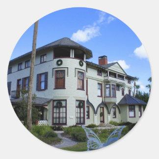 Stetson Mansion Sticker