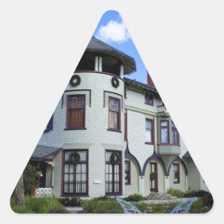 Stetson Mansion Stickers