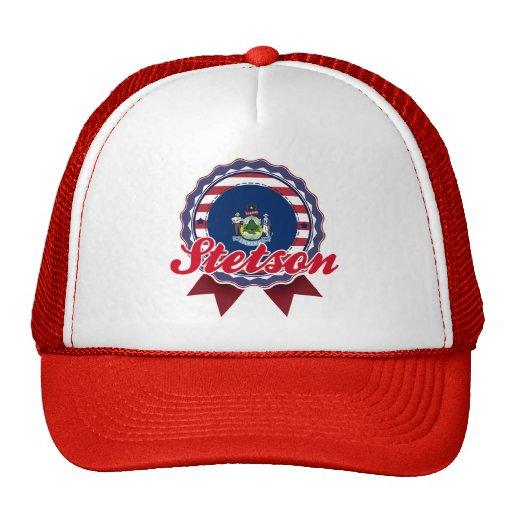 Stetson, ME Trucker Hat