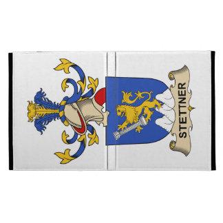 Stettner Family Crest iPad Folio Cases