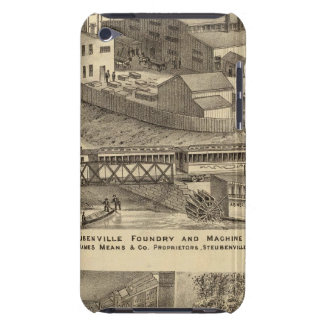 Steubenville Foundry and Machine Works iPod Touch Covers