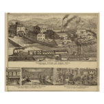 Steubenville Foundry and Machine Works Posters