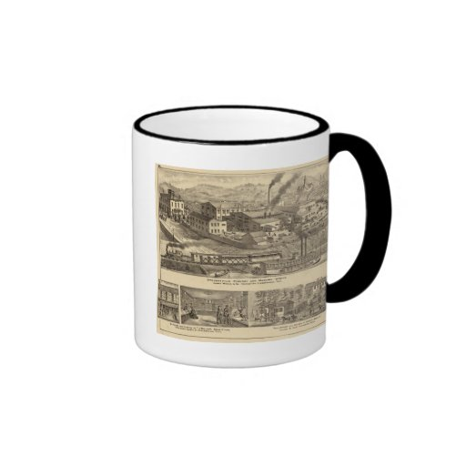 Steubenville Foundry and Machine Works Ringer Mug