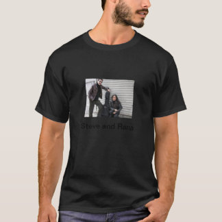 Steve and Rana Live in Concert T-Shirt
