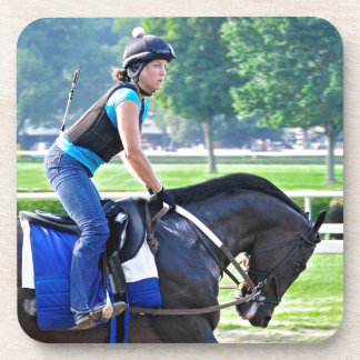 Steve Asmussen Workouts at Saratoga Beverage Coaster